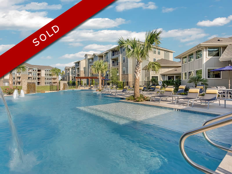 SOLD Rise Spring Cypress